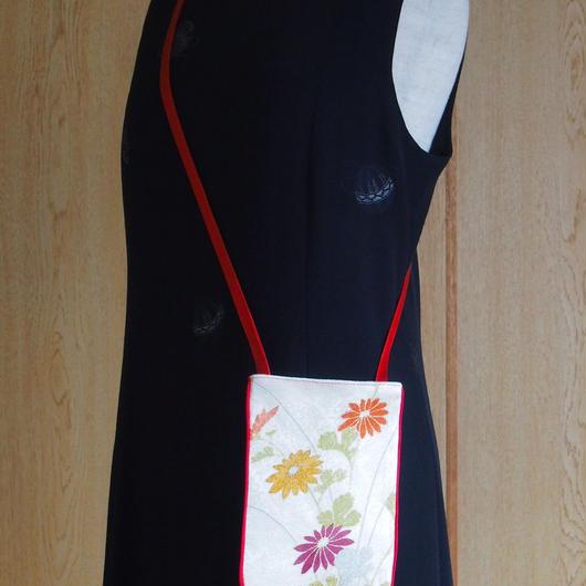 絹ポシェット