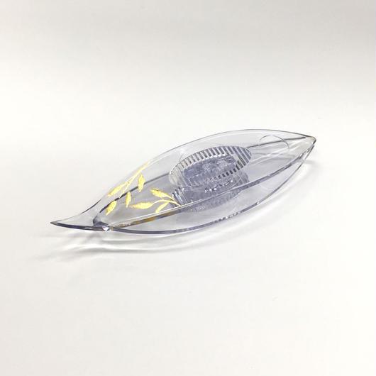 期間限定価格 金沢箔金箔工芸タティングレースシャトル Goldリーフ