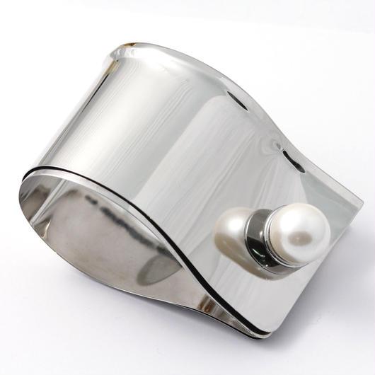 COF-B02-BR(SV) Metal Banny CuffB02