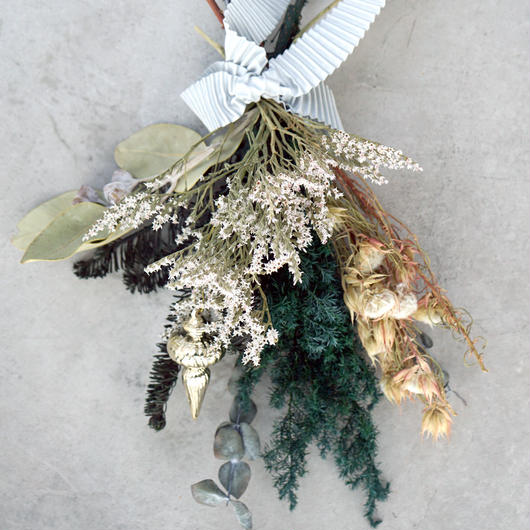 スワッグ 針葉樹&タタリカ
