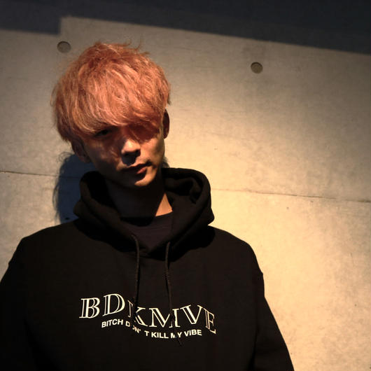 iSOLATED ARTS - BDKMVE HOODIE(BLK)