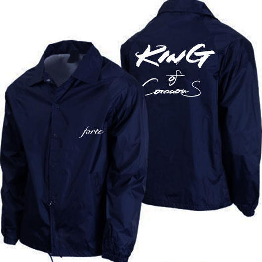 "HAIIRO DE ROSSI""King Of Conscious""OFFICIAL LIMITED JKT(MENS)"