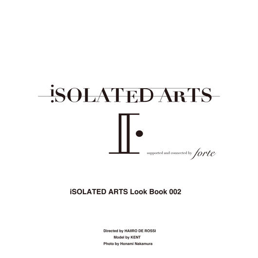 iSOLATED ARTS - LOOK BOOK 002(FREE)