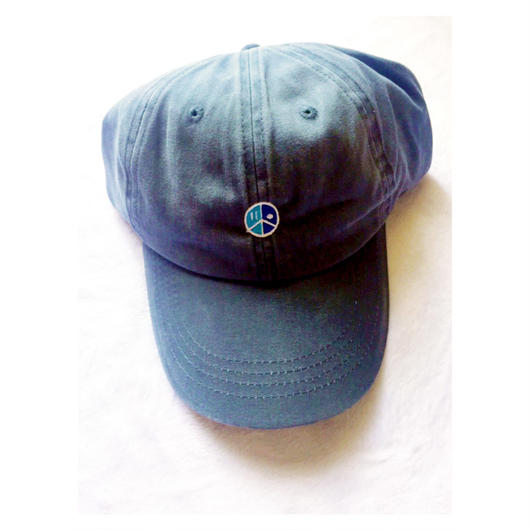 iSOLATED ARTS Low Profile Pigment-Dyed Cap (Blue)