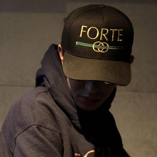 FORTE'17 BASEBALL CAP (5Panel-Snap Back) - General Price