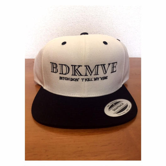iSOLATED ARTS - BDKMVE BASEBALL CAP (5Panel-Snap Back) - General Price