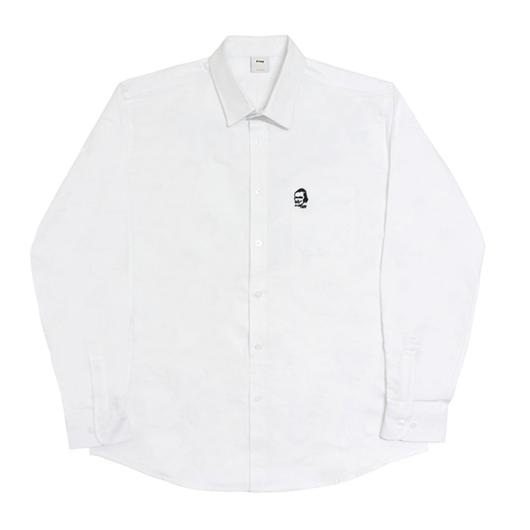 M.O.Y Oxford-Shirts – White