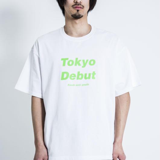 Debut T-shirts-white