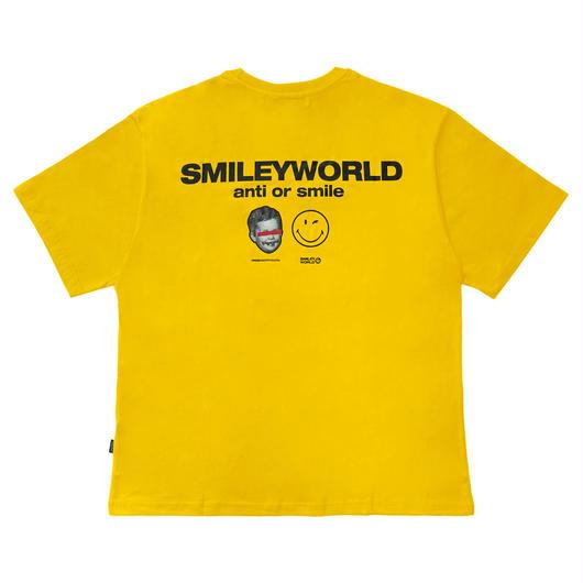 SMILEY WORLD T-SHIRTS-YELLOW