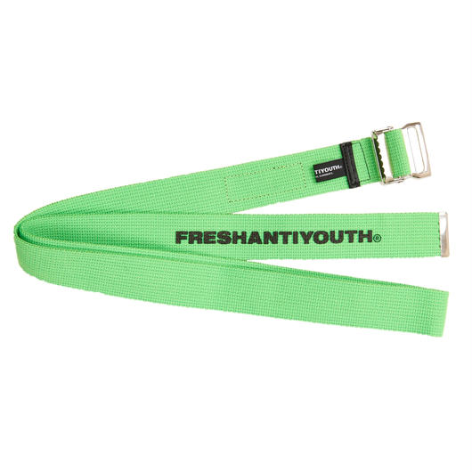ANTI WEBBING BELT GLOWGREEN