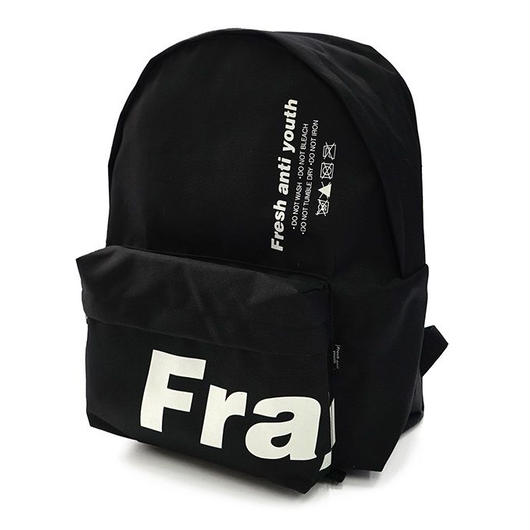 Fray daypack-black