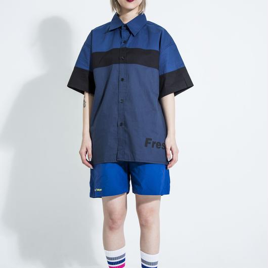 Half-shirts-Blue