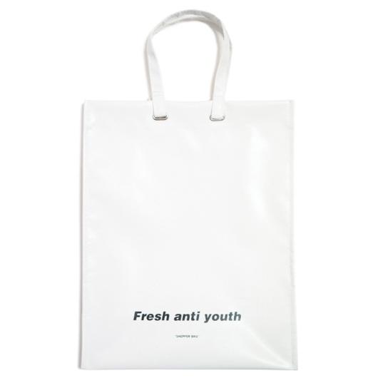 Shopper Bag (L) – White