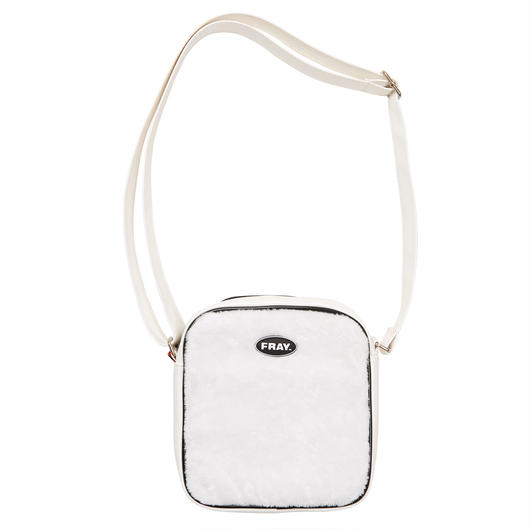 FRAY MINI PIPNG BAG OFFWHITE