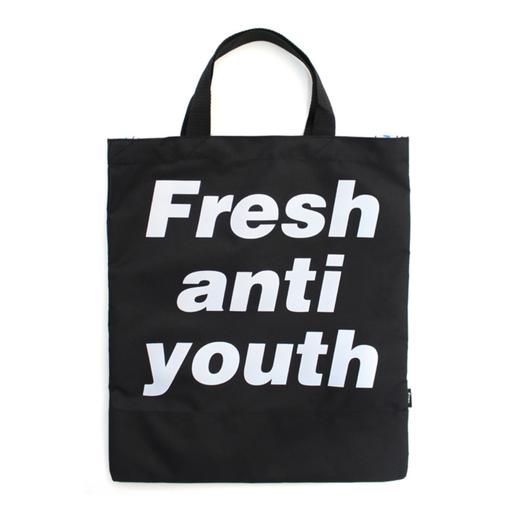 Logo Tote Bag – Black