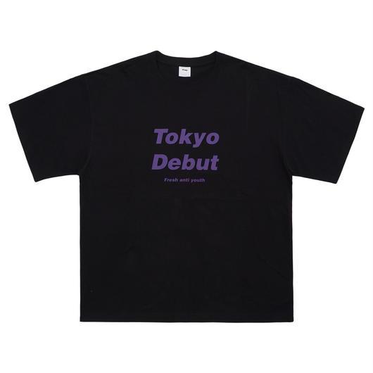 Debut T-shirts-black