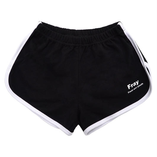 Intelock running pants-BLACK