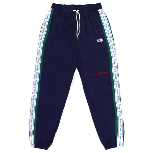 Wave Track-Pants – Navy