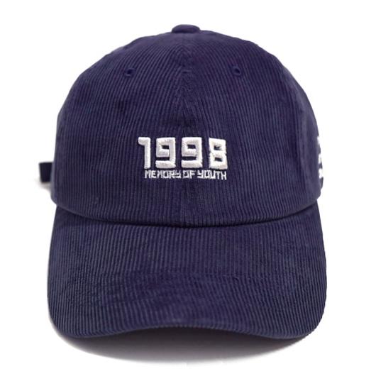 1998 Ball Cap – Navy
