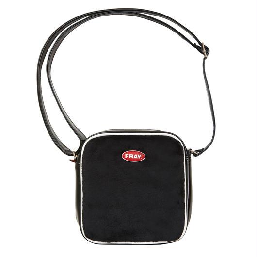 FRAY MINI PIPNG BAG BLACK