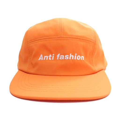 Fray Camp Cap – Orange