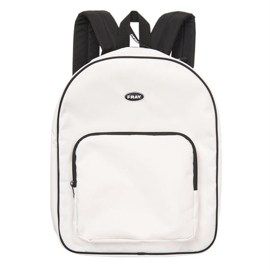 FRAY PIPNG BAGPACK OFFWHITE