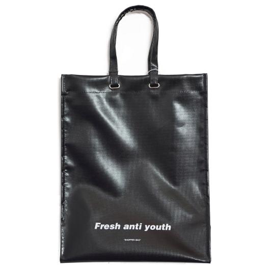 Shopper Bag (L) – Black