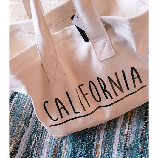 Californiaトートバッグ