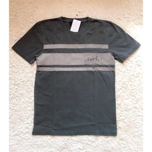 メンズ surfロゴTシャツ