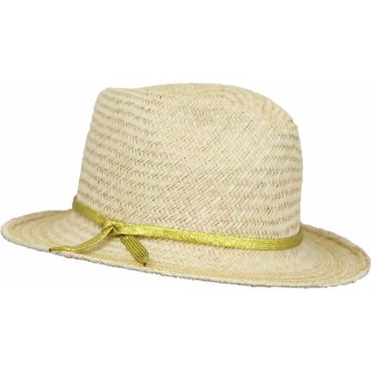 [MARZI] ma16520 マルツィ イタリア製 中折れHAT 帽子 おしゃれ ストローハット 麦わら帽子 春夏新作 リゾート帽子 レディース