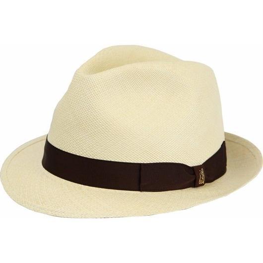 [Tesi] t1325 テシ イタリア製 パナマHAT 本パナマ 中折れHAT 帽子 おしゃれ ストローハット 春夏新作 リゾート帽子 レディース メンズ