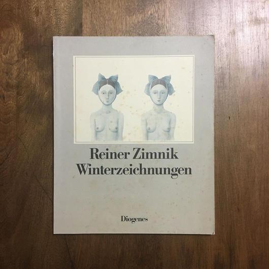 「Winterzeichnungen 1971-1975」Reiner Zimnik(ライナー・チムニク)