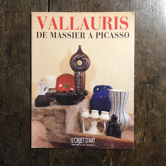 「VALLAURIS DE MASSIER A PICASSO」
