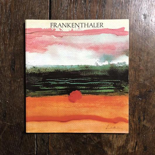 「FRANKENTHALER WORKS ON PAPER 1949-1984」Karen Wilkin