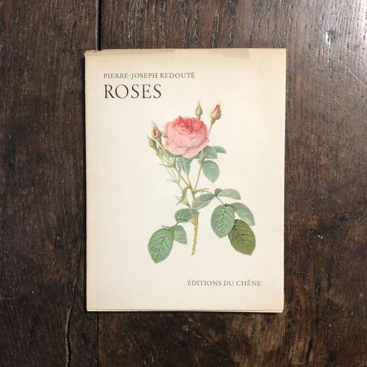 「ROSES」Pierre-Joseph Redoute(ピエール=ジョゼフ・ルドゥーテ)
