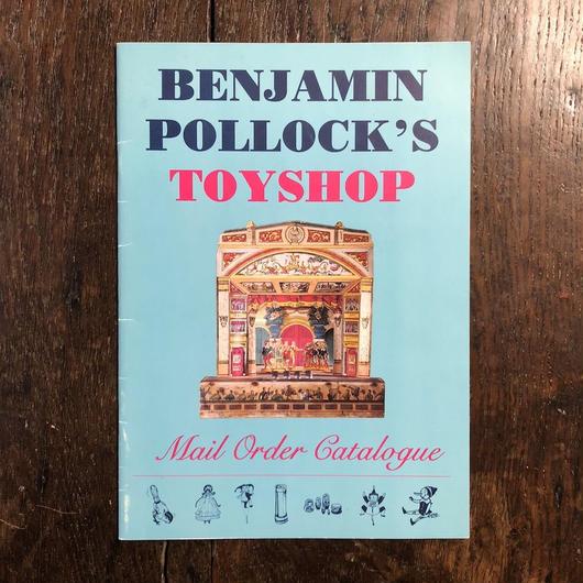 「BENJAMIN POLLOCK'S TOYSHOP Mail Oeder Catalogue」