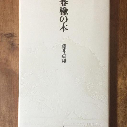 「春楡の木」藤井貞和