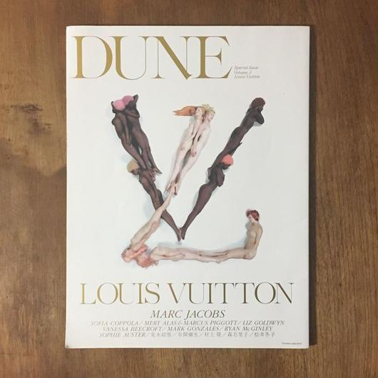 「DUNE Special Issue Vol.2 Louis Vuitton」