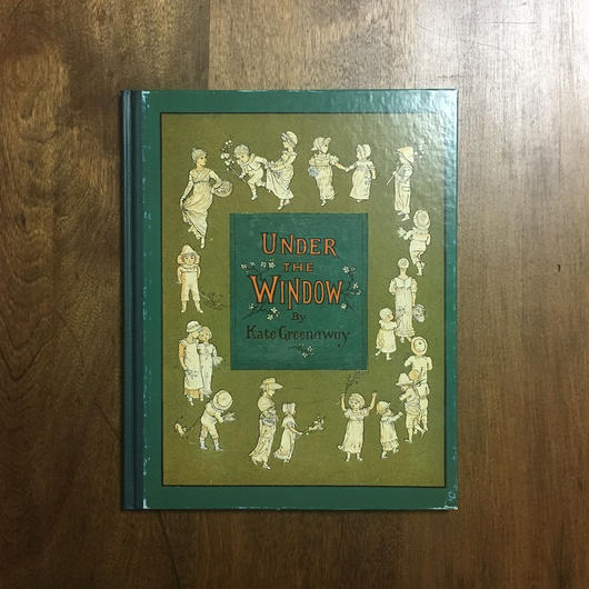 「UNDER THE WINDOW(オズボーン・コレクション)」Kate Greenaway