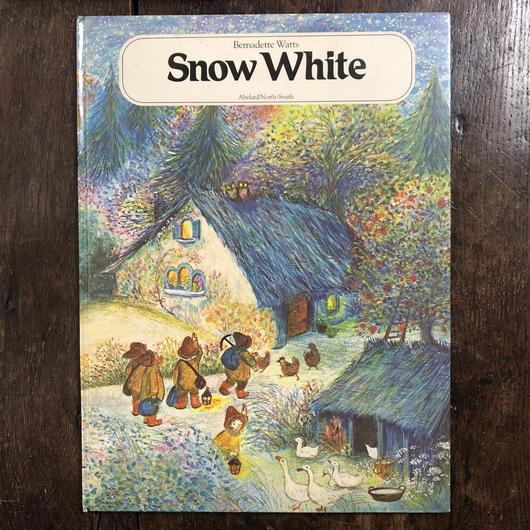 「Snow White」Bernadette Watts(バーナデット・ワッツ)