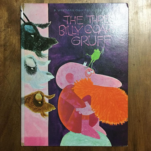 「THE THREE BILLY GOATS GRUFF」Dale Maxey