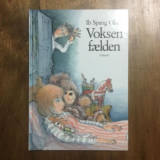 「Voksen faelden」Ib Spang Olsen(イブ・スパング・オルセン)