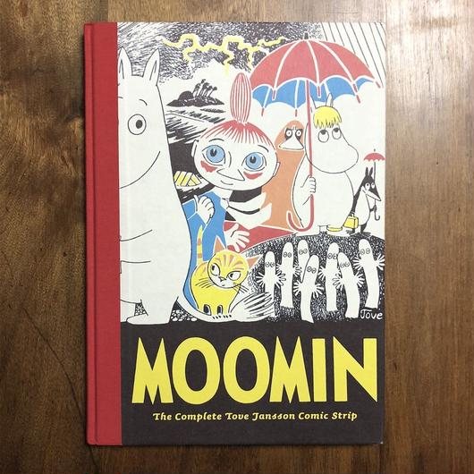 「MOOMIN The Complete Tove Jansson Comic Strip」Tove Jansson(トーベ・ヤンソン)