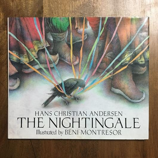 「THE NIGHTINGALE」Beni Montresor(ベニ・モントレソール)