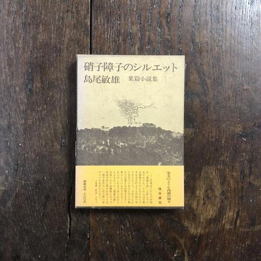 「硝子障子のシルエット」島尾敏雄