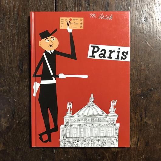 「Paris」M. Sasek