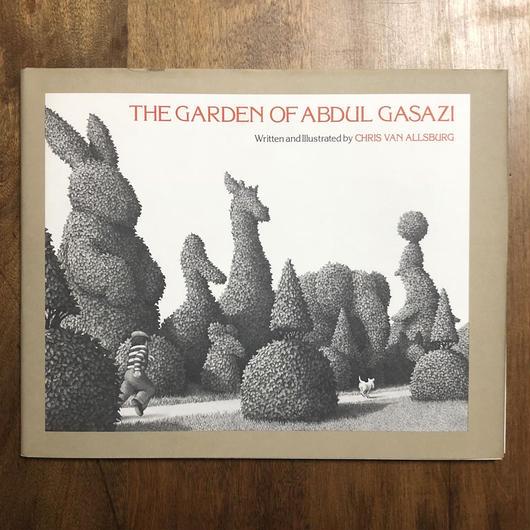 「THE GARDEN OF ABDUL GASAZI」Chris Van Allsburg(クリス・ヴァン・オールズバーグ)
