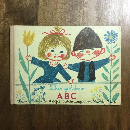 「Das goldene ABC」Reich Karoly