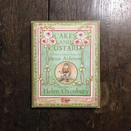 「CAKES AND CUSTARD」Brian Alderson Helen Oxenbury(ヘレン・オクセンバリー)