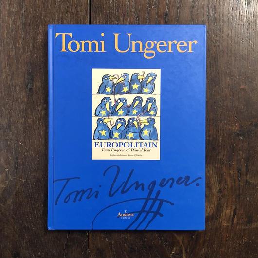 「EUROPOLITAN」Tomi Ungerer(トミー・ウンゲラー)